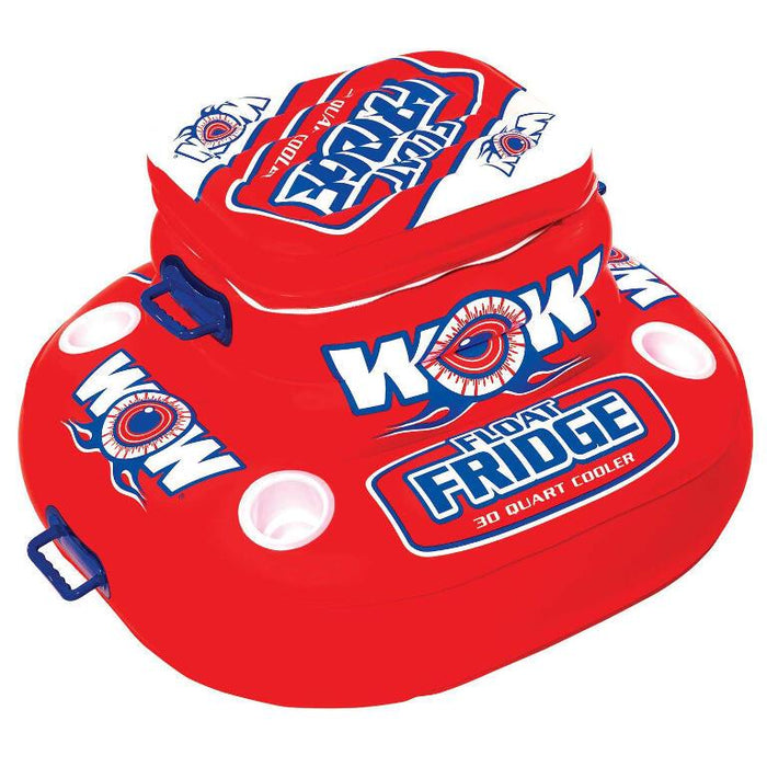 WOW Floating Fridge 30QT Inflatable - WOW - Air Kayaks Direct