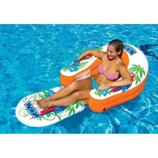 WOW Malibu Inflatable Lounge - WOW - Air Kayaks Direct