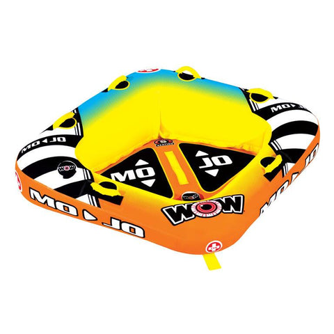 WOW Mojo Inflatable Towable Tube - 2P