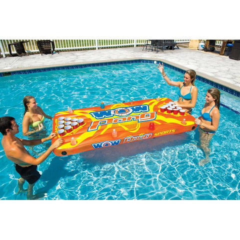 WOW Pong Table Inflatable Float