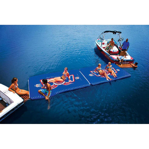 WOW Water Walkway 6ft x 10ft Inflatable Lounge - WOW - Air Kayaks Direct