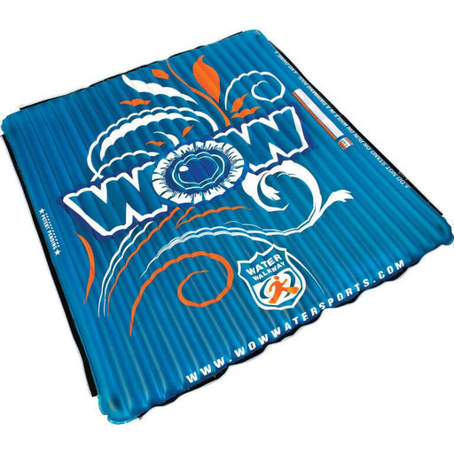 WOW Water Mat 6ft x 6ft Inflatable Lounge - WOW - Air Kayaks Direct