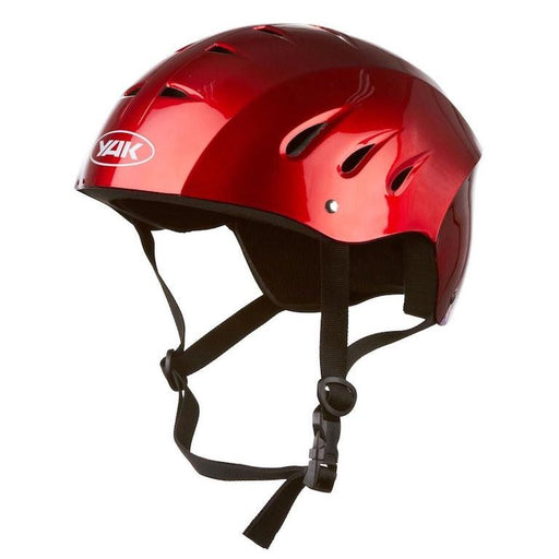 Yak Kontour Kayak Helmet - Metallic Red - Yak - Air Kayaks Direct