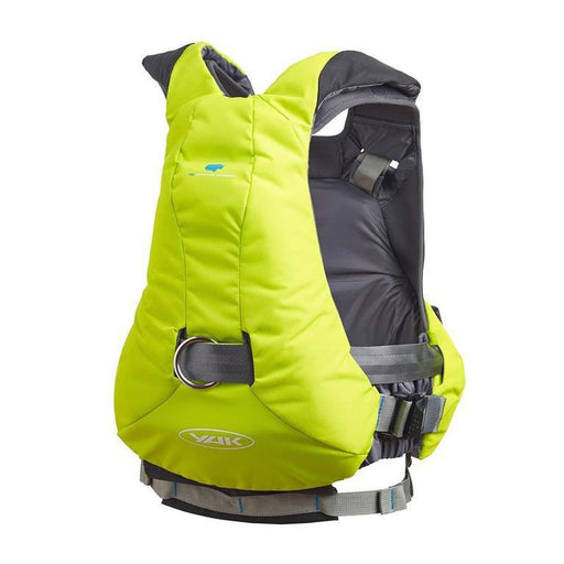 Yak Rakau 70N Whitewater Buoyancy Aid PFD Vest - Green - Yak - Air Kayaks Direct