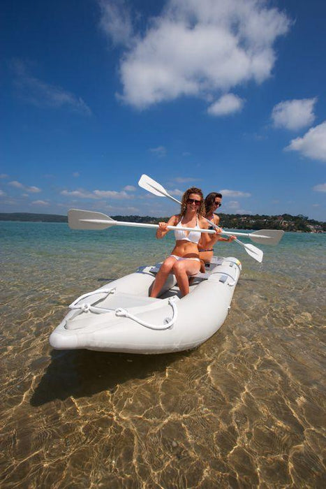 Island Inflatables KaBoat Dinghy - 3.96m - Island Inflatables - Air Kayaks Direct