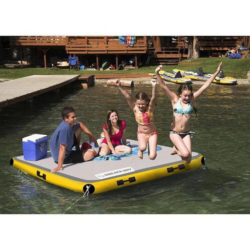 Walker Bay Airis AirDock™ Inflatable Boat Dock - 2.1m x 2m - Walker Bay Airis - Air Kayaks Direct