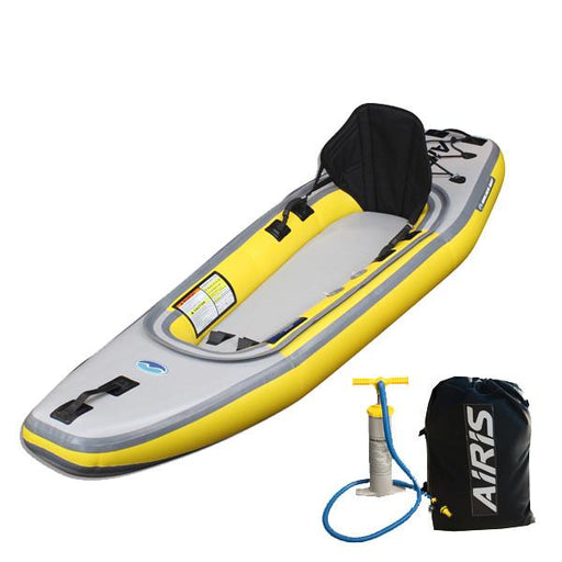 Walker Bay Airis Play High Pressure 1-Person Inflatable Kayak - Walker Bay Airis - Air Kayaks Direct