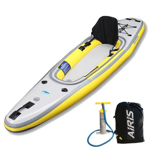 Walker Bay Airis Sport High Pressure 1-Person Inflatable Kayak - Walker Bay Airis - Air Kayaks Direct