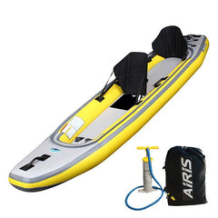 Walker Bay Airis Play Tandem High Pressure 2-Person Inflatable Kayak