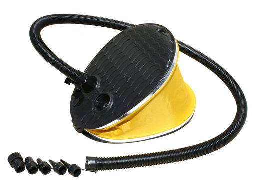 Advanced Elements Packlite Bellows Foot Pump for Kayaks - Advanced Elements - Air Kayaks Direct