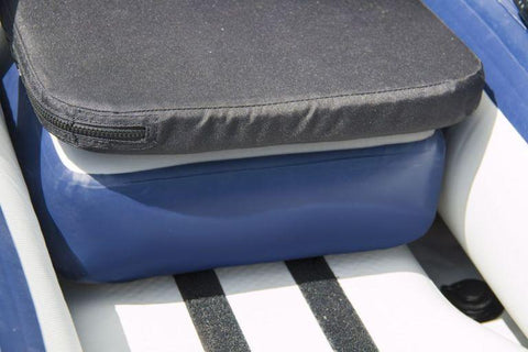Aquaglide Bolster Seat Riser (Dropstitch Cushion)
