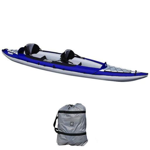 Aquaglide Columbia 130 1-2 Person Inflatable Kayak - Air Kayaks Direct