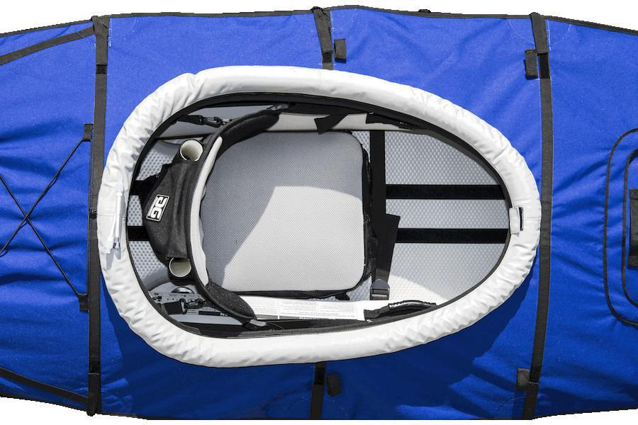 Aquaglide Single Kayak Deck Cover - Touring TWO - Aquaglide - Air Kayaks Direct
