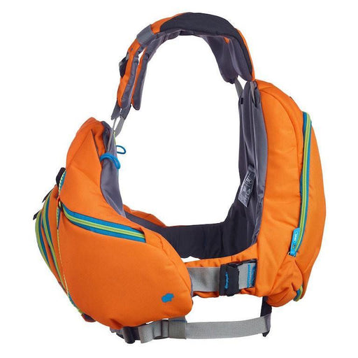 Yak Greenburg 70N Buoyancy Aid PFD Vest - Orange - Yak - Air Kayaks Direct