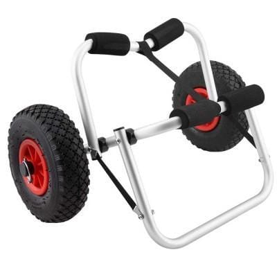 Collapsible Aluminium Kayak Trolley - Air Kayaks Direct - Air Kayaks Direct