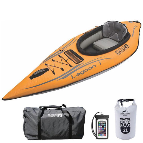 Advanced Elements Lagoon1 Inflatable Kayak