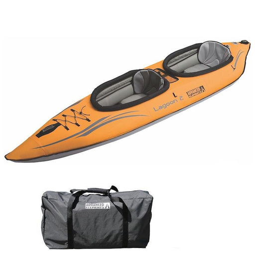 Advanced Elements Lagoon2 2-Person Inflatable Kayak - Advanced Elements - Air Kayaks Direct
