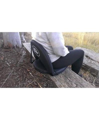 Nifty Boat Folding Back Support Seat