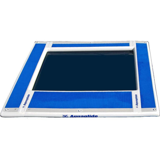 Aquaglide Inflatable Floating Ocean Pool™ 4m Dock Platform - 4m x 4m - Air Kayaks Direct