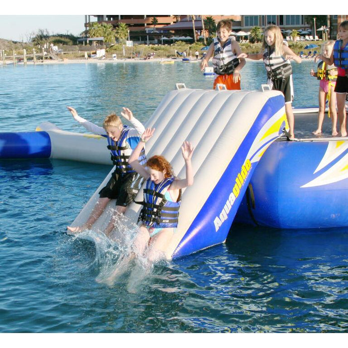 Aquaglide Inflatable Plunge Slide - Aquaglide - Air Kayaks Direct