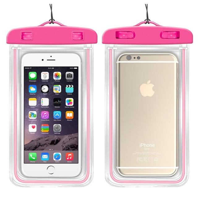 Free Waterproof Mobile Phone Case (Available with selected purchases only) - Air Kayaks Direct - Air Kayaks Direct
