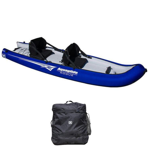 Aquaglide Rogue XP 2 - 2 Person Inflatable Kayak - Air Kayaks Direct