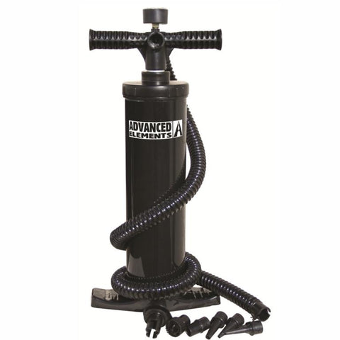 Advanced Elements High Power Single Action Hand Pump with Gauge