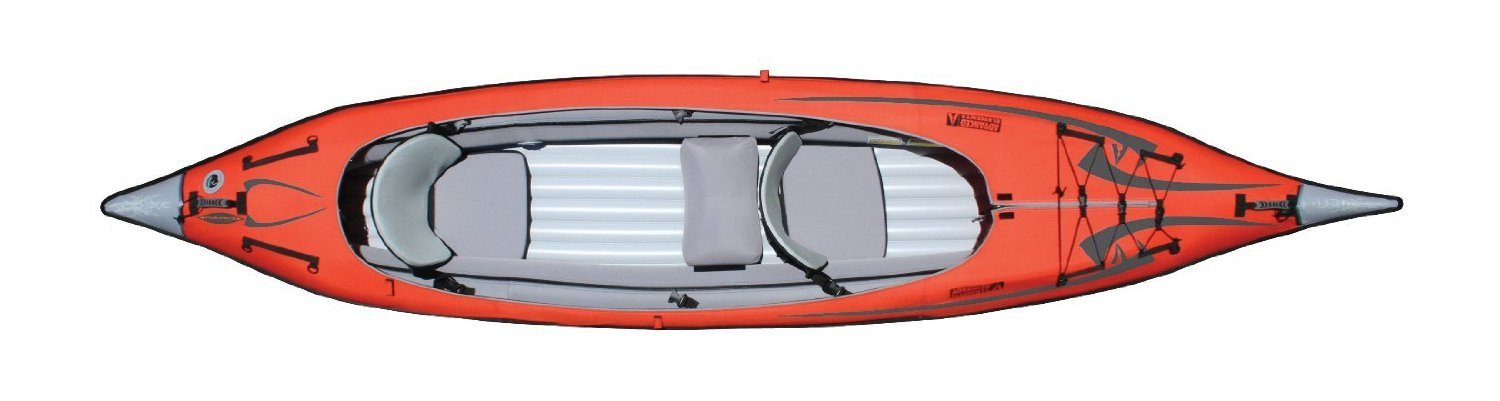 Advanced Elements Single Deck Conversion Cover for Convertible Kayak - Advanced Elements - Air Kayaks Direct