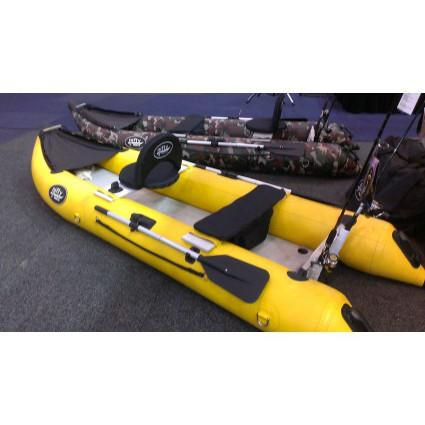 Nifty Boat Padded Bag Seat - Nifty Boat - Air Kayaks Direct