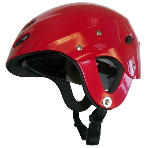 Yak Torqel Kayak Helmet - Red - Yak - Air Kayaks Direct