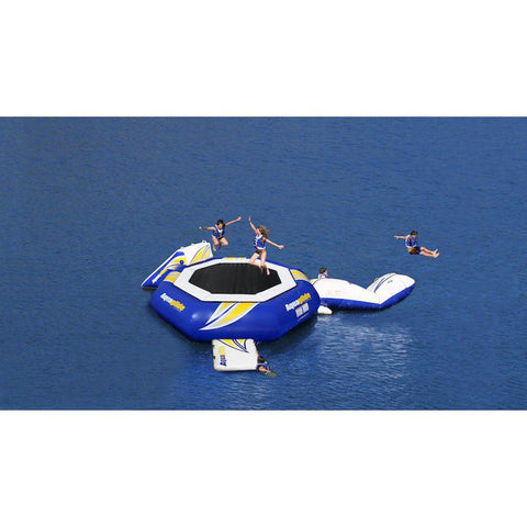 Aquaglide Supertramp Inflatable Aquapark - 17ft