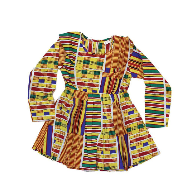 Children's Kente #1 Dress