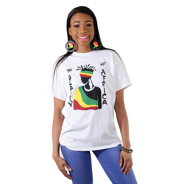 The Beauty Of Africa T-Shirt