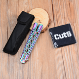 Rainbow Practice Trainer Dull Knife