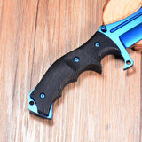 Huntsman Blue Steel