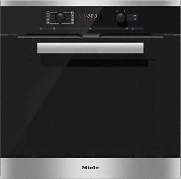 Miele H6260 BP Stainless Steel Electric Oven