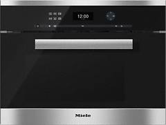 Miele DGM6401 Stainless Steel Combination Steam Microwaves