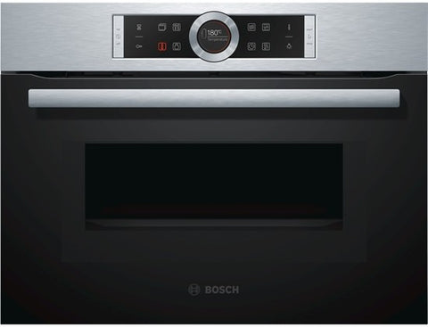 Bosch CMG633BS1 Built in Microwave Stainless Steel