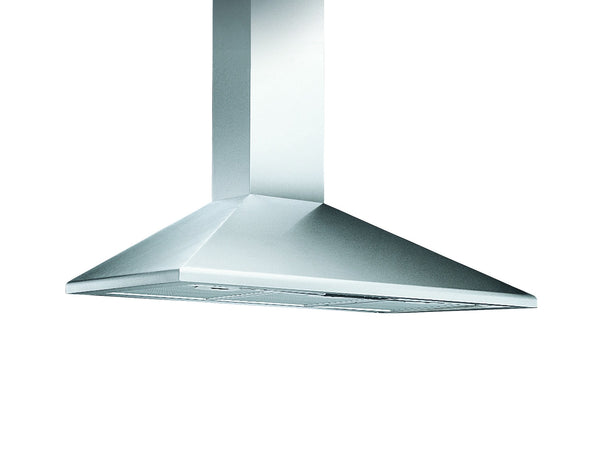 Smeg  KSED95X-1 90cm Stainless Steel Wall Mount Extractor Hood