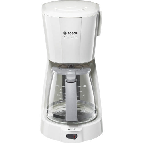Bosch TKA3A031 Filter Coffee Machine Black / Black