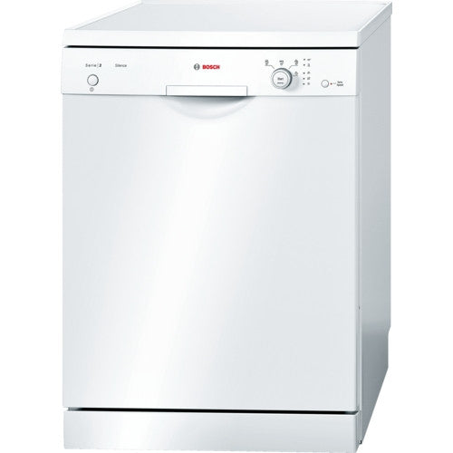 Bosch SMS40E12ZA Freestanding Dishwasher White