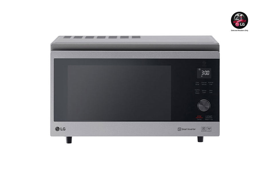 LG 39L MJ3965ACS NeoChef™ Stainless Steel Microwave - Convection Oven