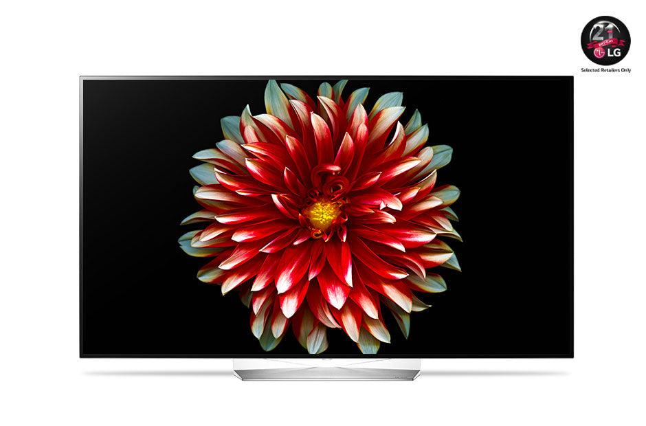 "LG 55"" OLED55B7V 4K OLED SMART TV for R46 999 & get the LG 49"" 49UJ630V 4K UHD LED TV FREE!!"