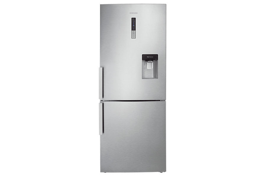 Samsung RL4363KBASL 432L Frost Free Combi with Water Dispenser Aluminium Ez-Clean Steel