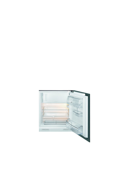 Smeg  UD7122CSP 54cm Integrated Undercounter Full Fridge with Ice Box