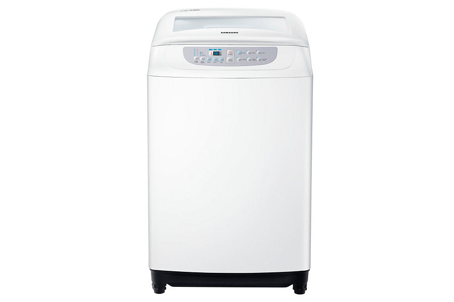 Samsung WA13F5S2UWW 13kg Top Loader Freestanding Washing Machine White