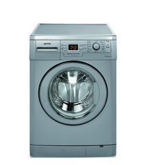 Smeg  WM128SSA 60cm Silver Freestanding Washing Machine Energy
