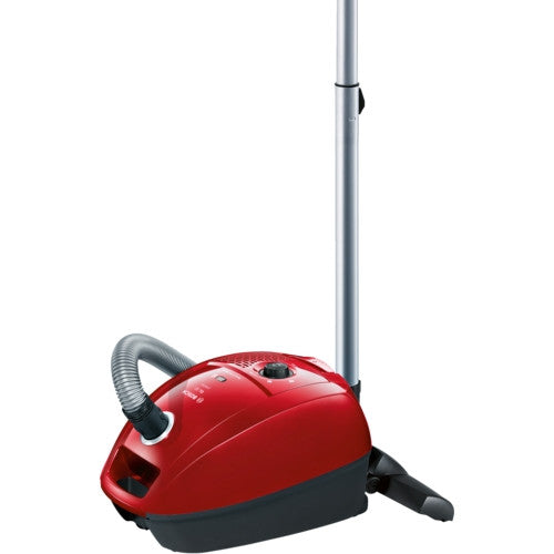 Bosch BGL32000 Cylinder Vacuum Cleaner Cherry Red Metallic