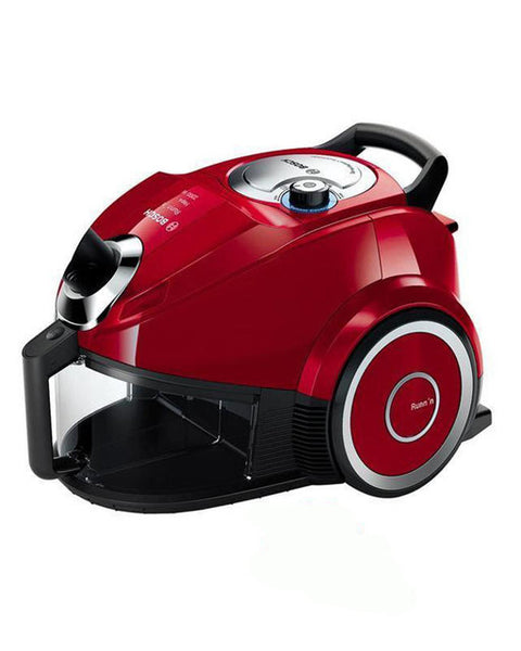 Bosch BGS42211 Cylinder Vacuum Cleaner Cranberry