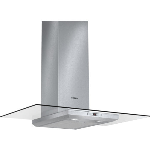Bosch DWA097E50 90cm Cooker Hood Glass / Stainless Steel